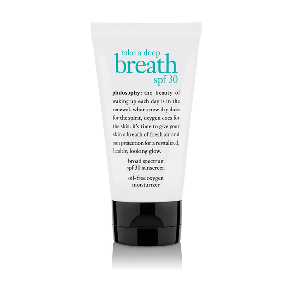 Philosophy Take a Deep Breath SPF 30