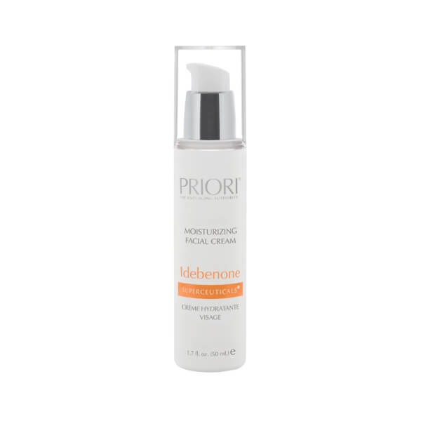 PRIORI Idebenone Moisturizing Facial Cream 50ml