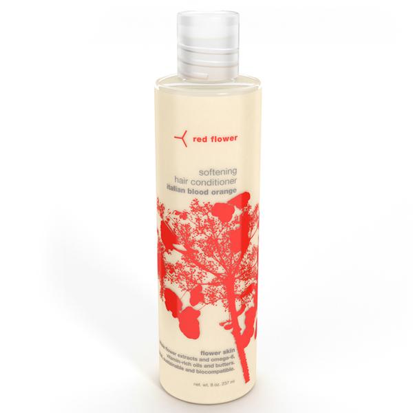 Red Flower Italian Blood Orange Softening Hair Conditioner