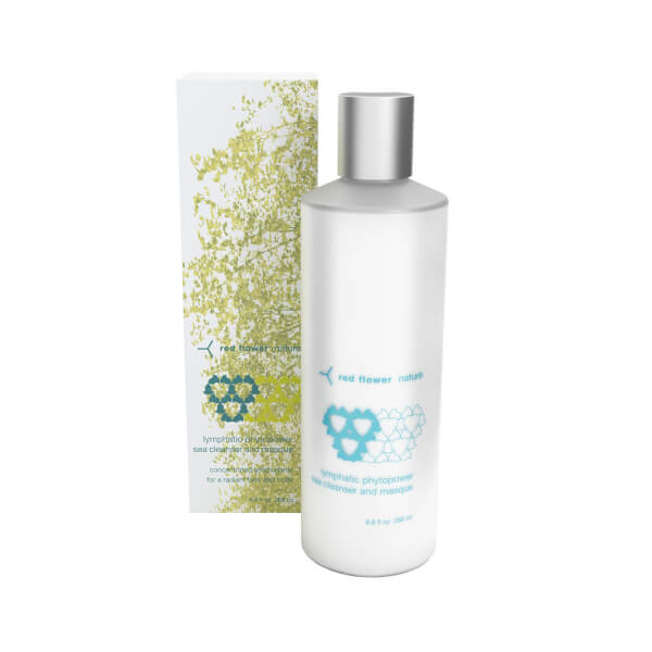 Red Flower Lymphatic Phytopower Sea Cleanser and Masque