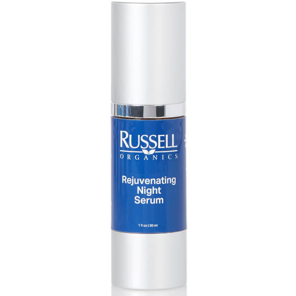 Russell Organics Rejuvenating Night Serum 30ml