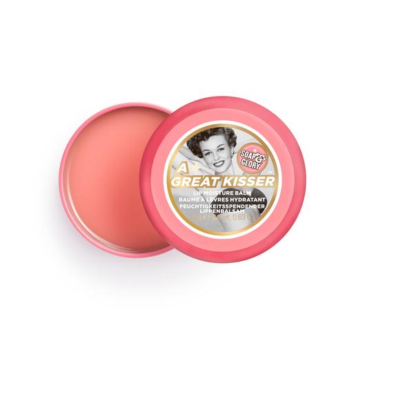 Soap and Glory A Great Kisser Lip Balm - Vanilla Bean