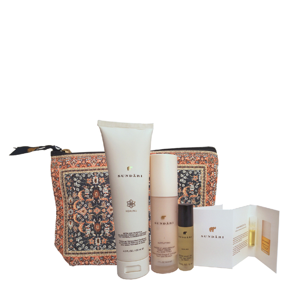 Sundari Beauty Bag for Normal and Combination Skin