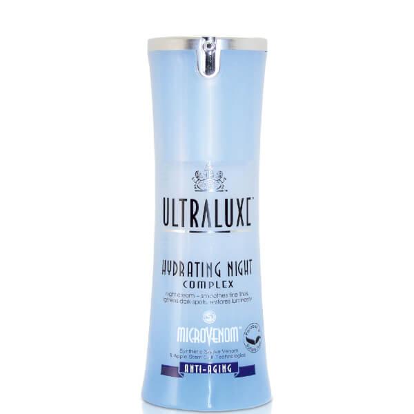 UltraLuxe MicroVenom Hydrating Night Complex