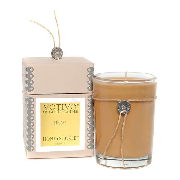 Votivo Aromatic Candle Honeysuckle