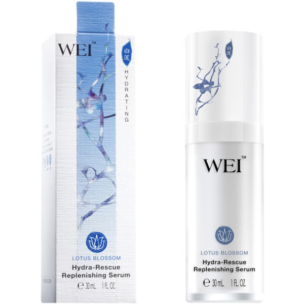 WEI Lotus Blossom Hydra-Rescue Replenishing Serum