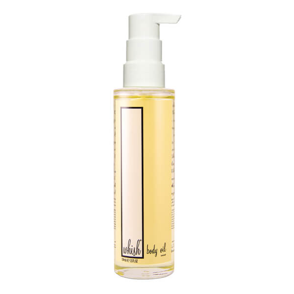 Whish Three Wishes Body Oil - Coconut