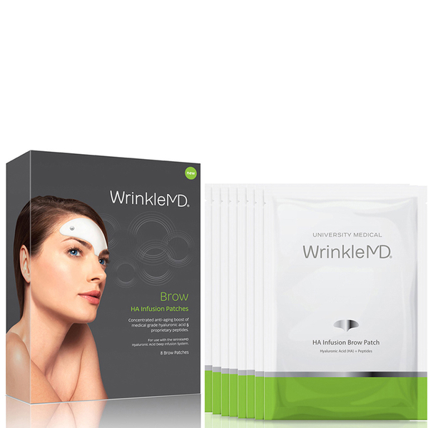 WrinkleMD Brow HA Infusion Patches