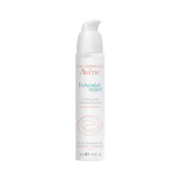 Avène Professional TriAcneal Night Smoothing Lotion 1.0fl. oz