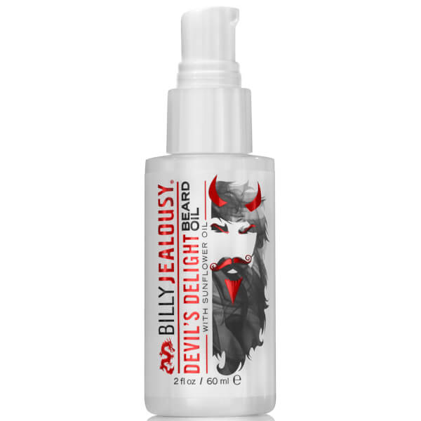 Billy Jealousy Devil's Delight Beard Oil