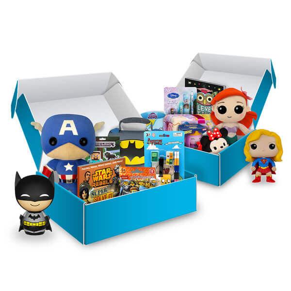 My Geek Box August - Boys Box