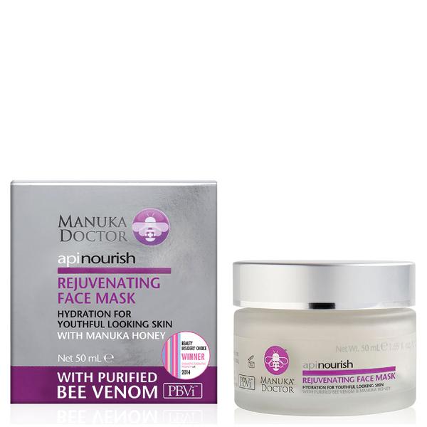 Manuka Doctor ApiNourish Rejuvenating Face Mask 50ml