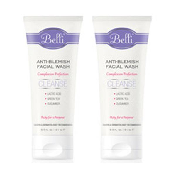 Belli Beauty Anti Blemish Facial Wash Duo