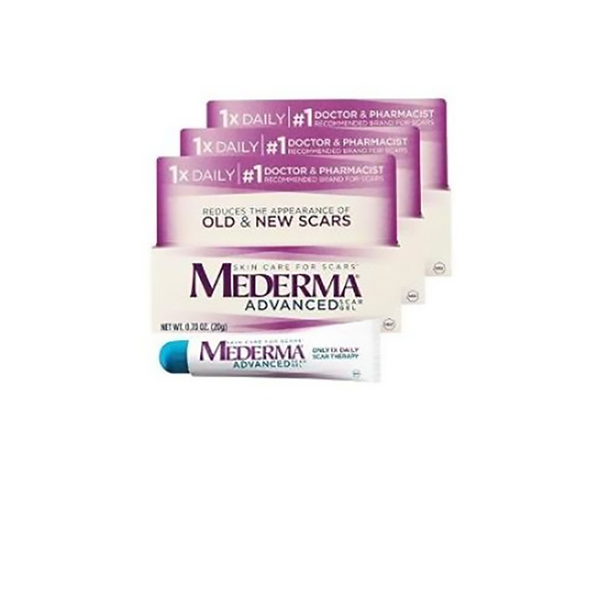 Mederma Advanced Scar Gel - 3 Pack