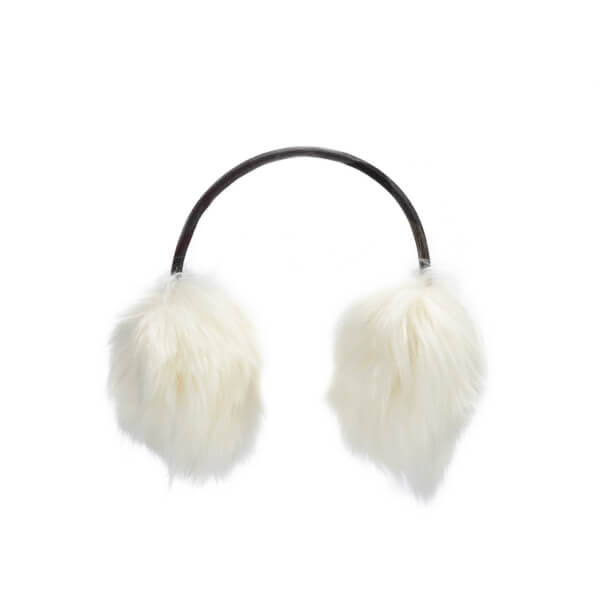 Barbour Women's Carsten Earmuffs - Winter White