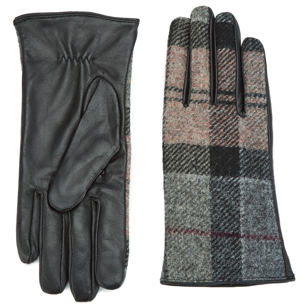 Barbour Women's Tartan Scarf & Glove Gift Set