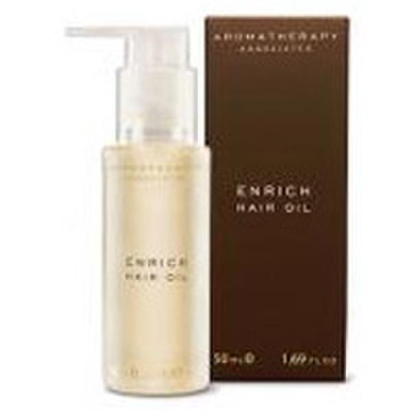 Aromatherapy Associates Enrich Hair Oil