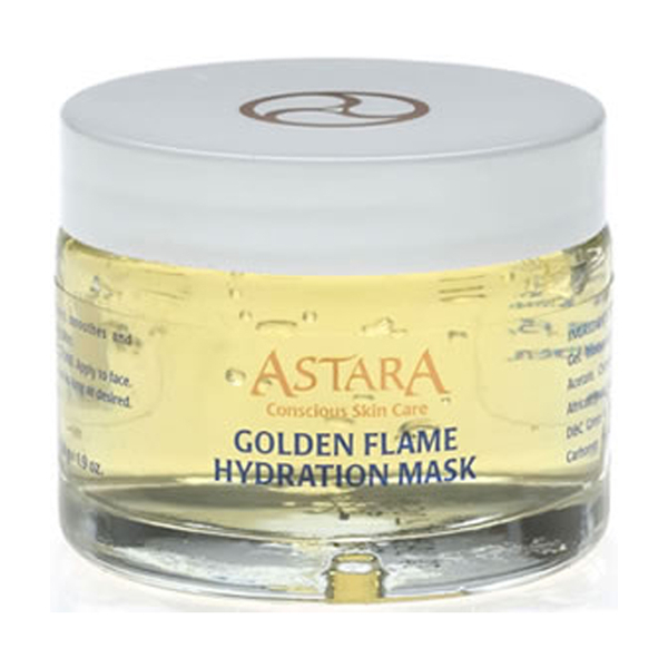 Astara Golden Flame Hydration Mask