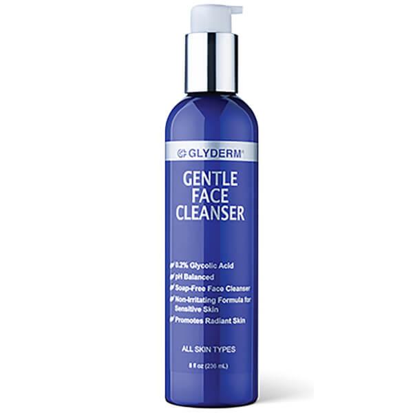 GlyDerm Gentle Face Cleanser