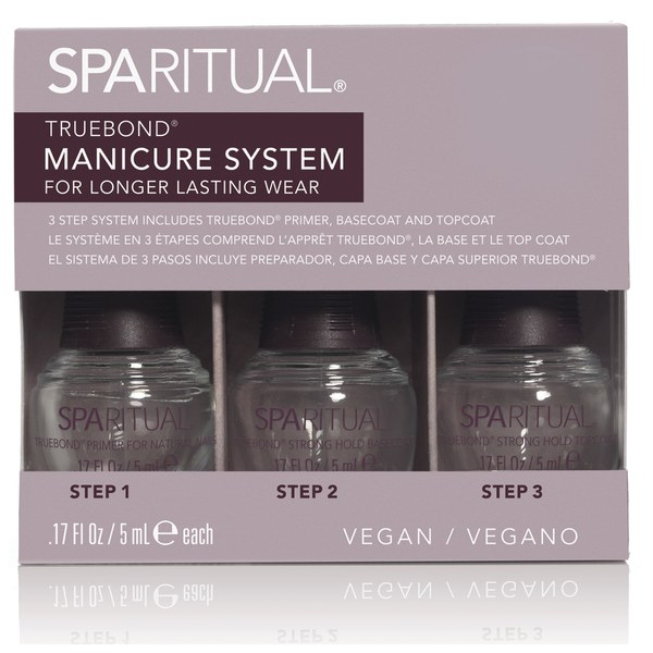 SpaRitual Truebond® Manicure System - 3pc Mini Kit 5ml