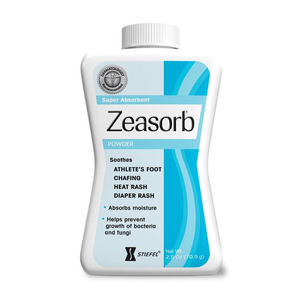 Stiefel Zeasorb Super Absorbent Prevention Powder