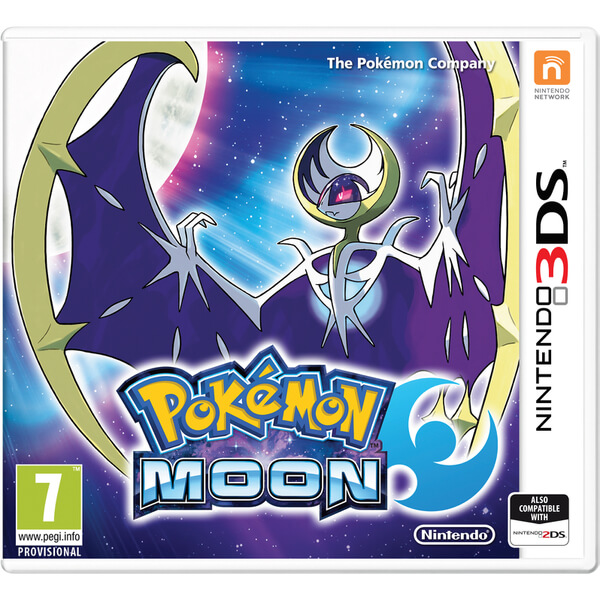 Pokemon Moon - Digital Download