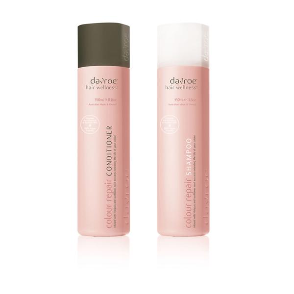 Davroe Colour Senses Shampoo and Conditioner