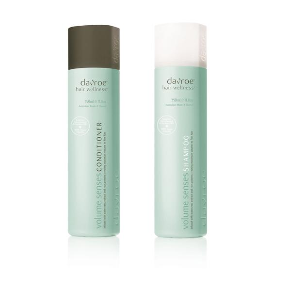 Davroe Volume Senses Shampoo and Conditioner