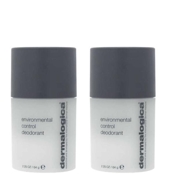 2x Dermalogica Environmental Control Deodorant