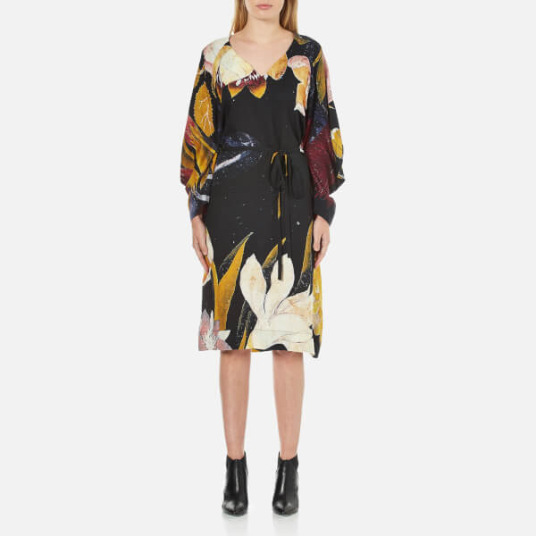 Vivienne Westwood Anglomania Women's Witches Curve Dress - Multi