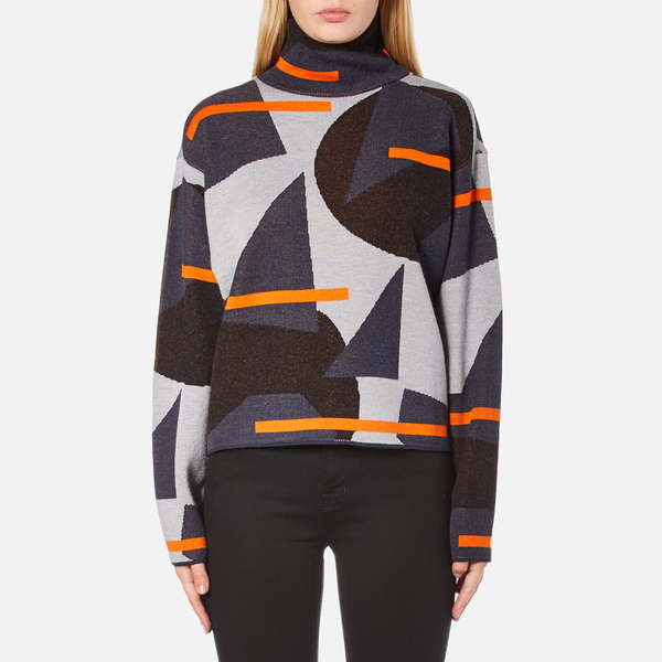 Sportmax Women's Ugola Jumper - Light Grey