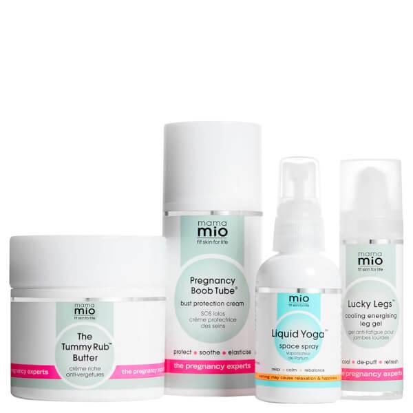 Mama Mio Pregnancy Saviours Kit (Worth $85)