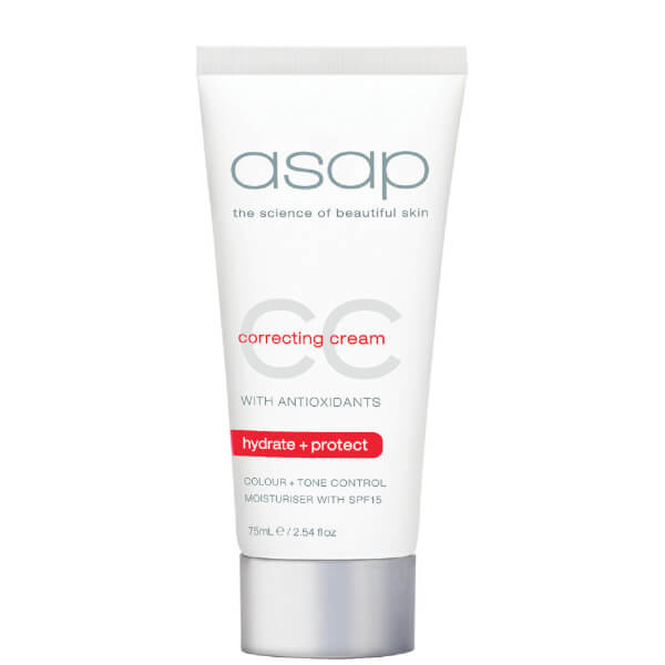 asap cc correcting cream 75ml