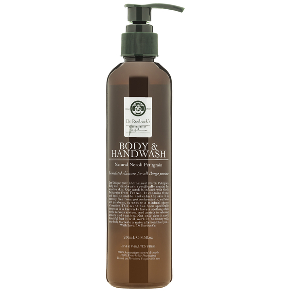 Dr Roebucks Body & Handwash 250ml