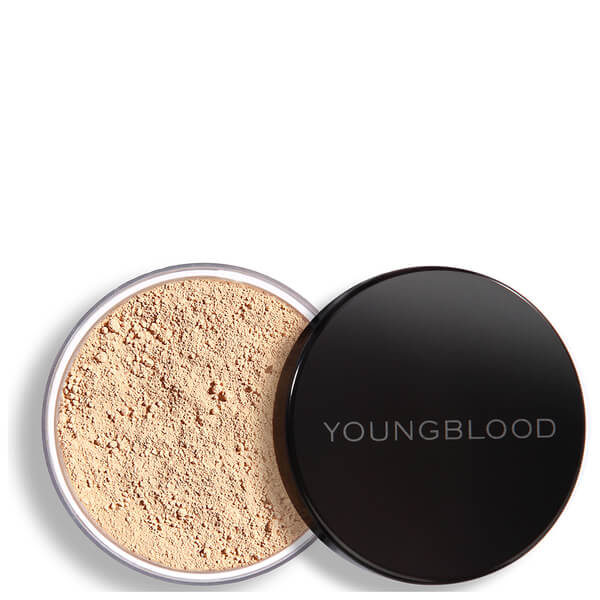 Young Blood Loose Mineral Foundation - soft beige