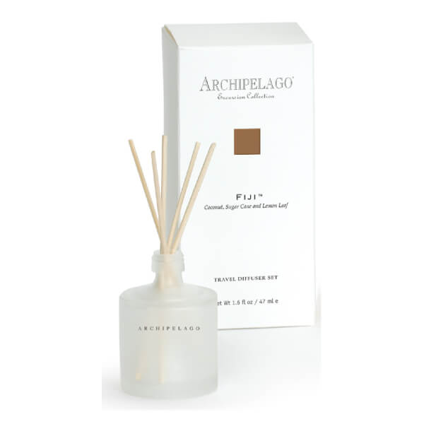 Archipelago Botanicals Excursion Collection Travel Diffuser Set - Fiji