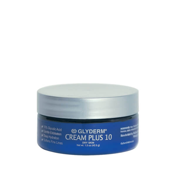 Glyderm Cream Plus 10