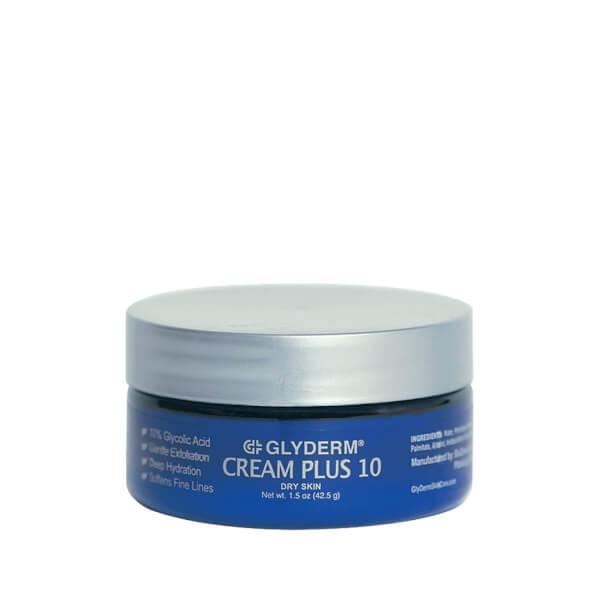 Glyderm Cream Plus 10