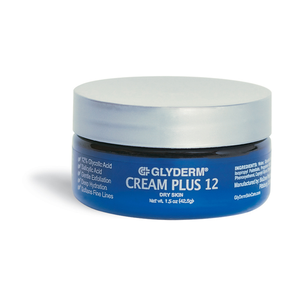 GlyDerm Cream Plus 12