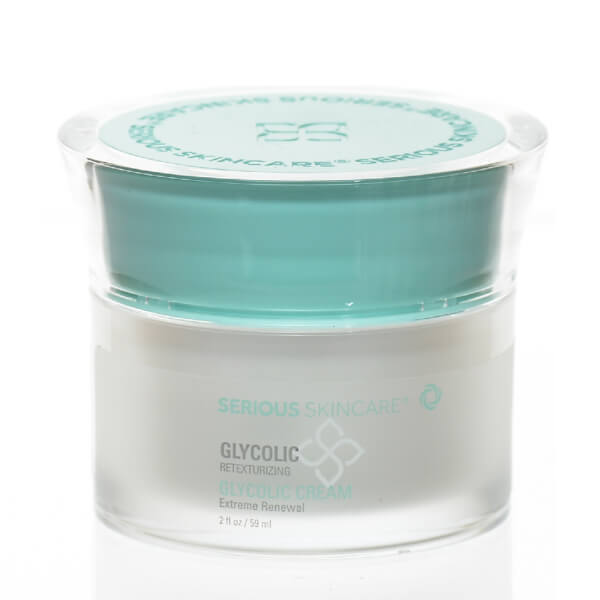 Serious Skincare Glycolic Retexturizing Glycolic Cream Extreme Renewal