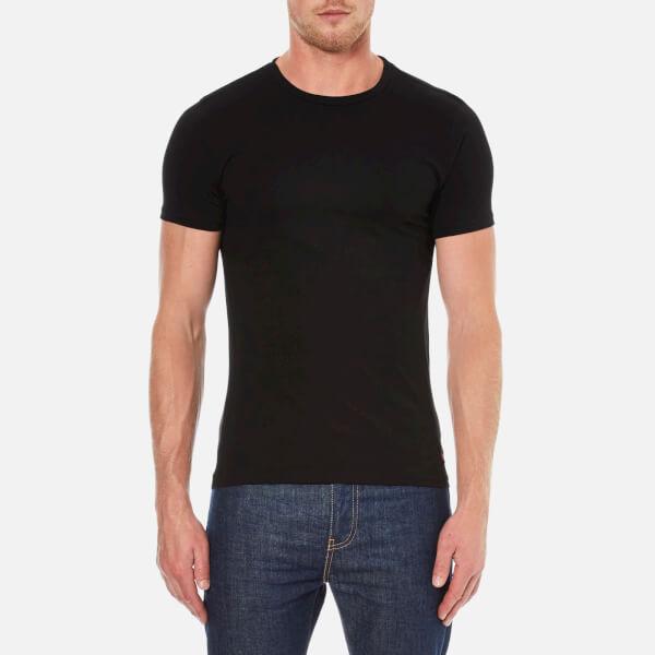 Polo Ralph Lauren Men's 2 Pack Short Sleeve T-Shirt - Polo Black
