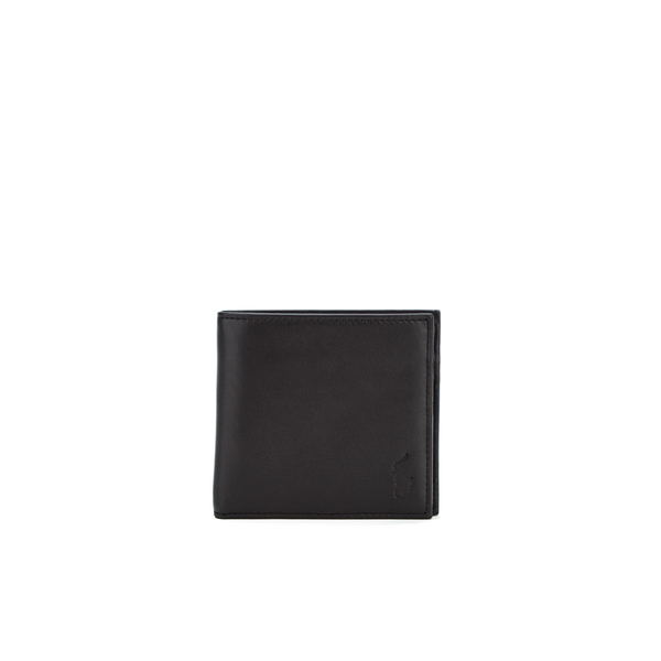 Polo Ralph Lauren Men's Billfold Wallet - Black