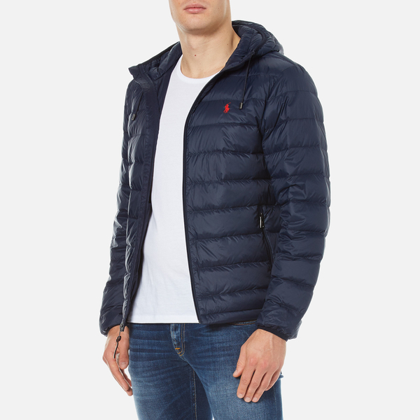 Polo Ralph Lauren Men S Core Nylon Packable Down Jacket