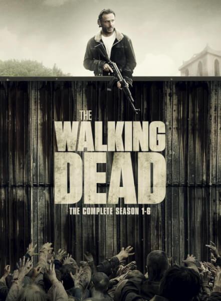 The Walking Dead - Season 1-6