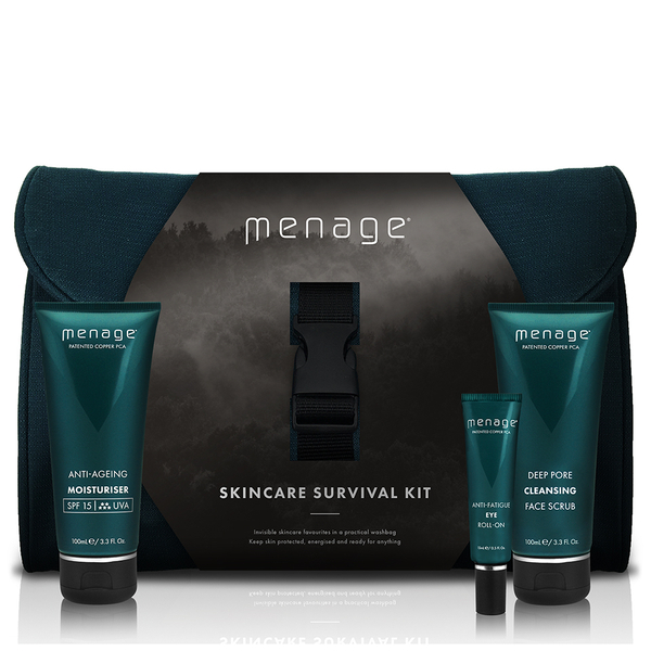 Kit de Survie Menage Skincare
