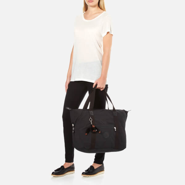 c8d288f469 Kipling Women's Art M Travel Tote Bag - Dazzling Black: Image 2