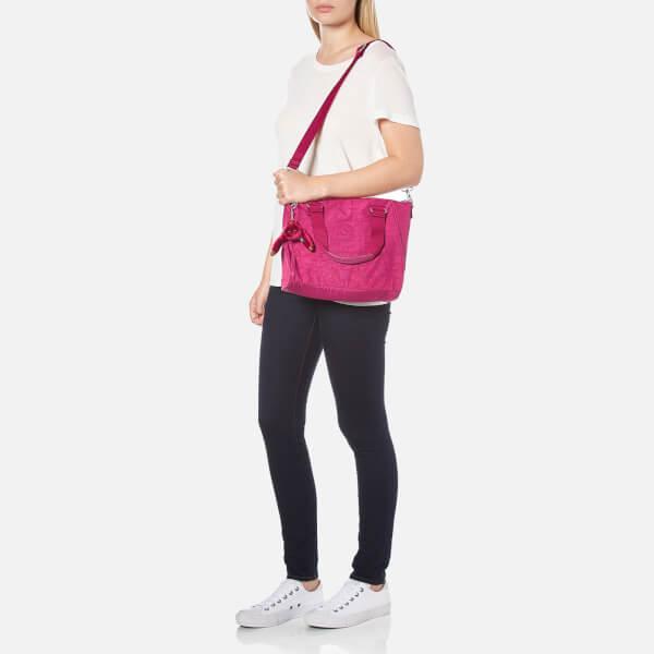 4dafdd9359 Kipling Women s Amiel Medium Handbag - Berry  Image 2