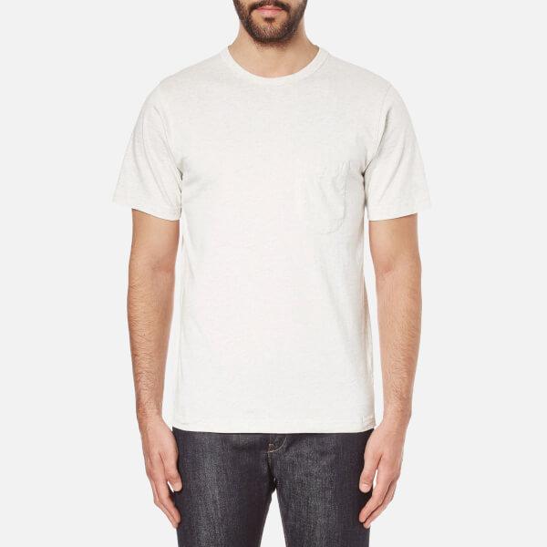 Universal Works Men's Pocket T-Shirt - Sand