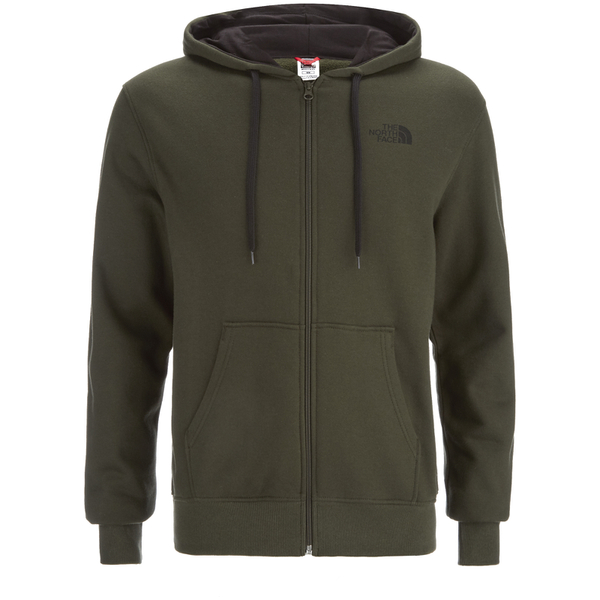 north face open