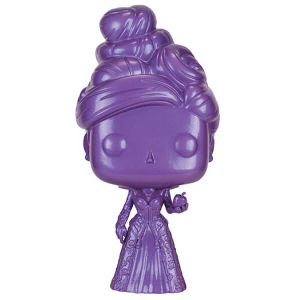Once Upon a Time Regina Metalic Purple Pop! Vinyl Figure